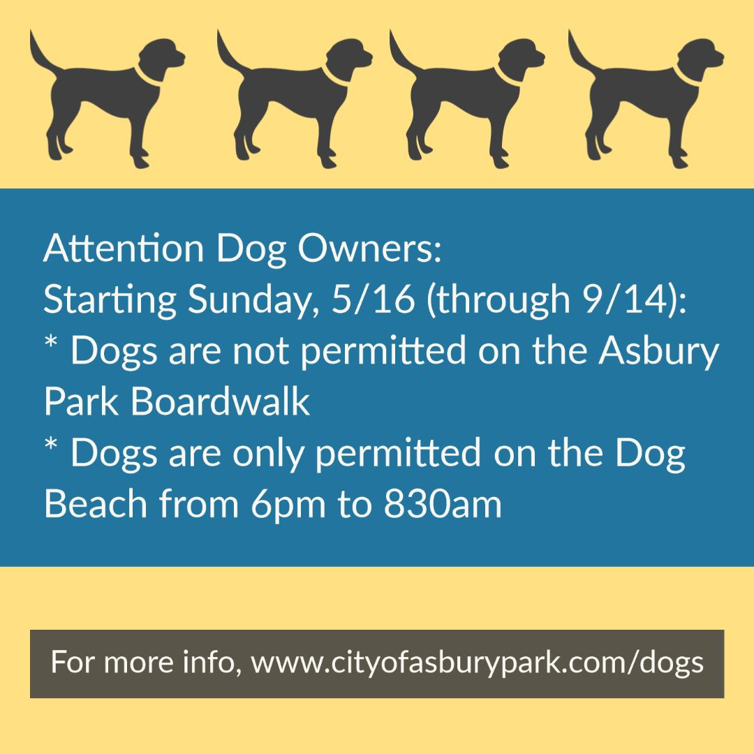 No Dogs on Boardwalk Starting May 16(1)
